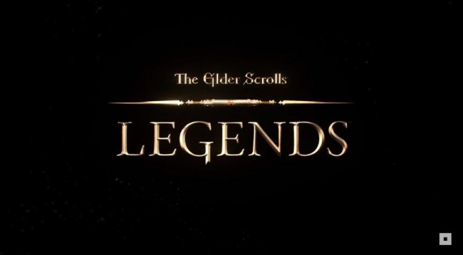 Bethesda Umumkan Game Card Battle, The Elder Scrolls: Legends