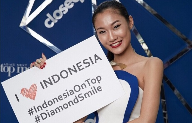 5 Fakta Ayu Gani, Pemenang Asia's Next Top Model Cycle 3