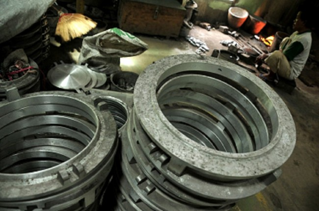 Local Metal Industry in Need of a 'Weapon' Againts Imported Goods