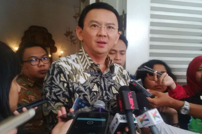 Ahok to Form Anti-Brawl Committee