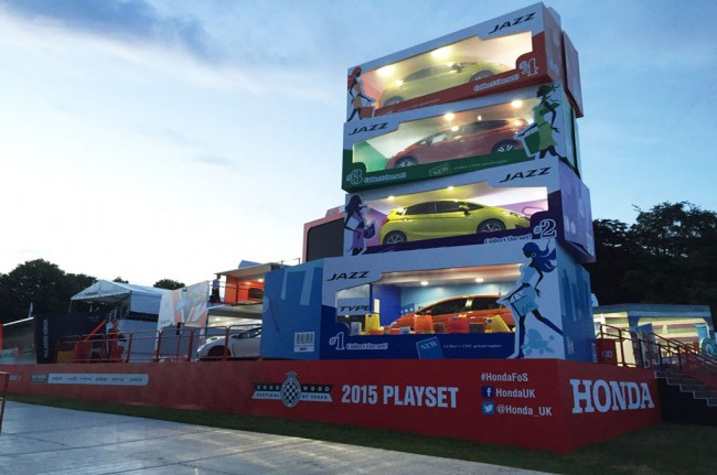Honda Boyong Sejumlah Variannya ke Goodwood Festival of Speed 2015