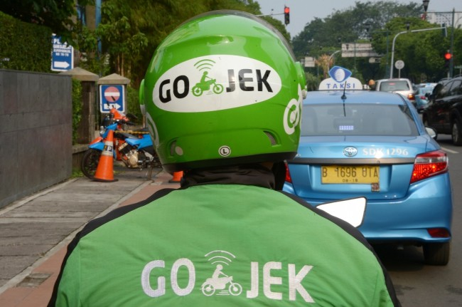 Go-Jek Boss Confident of Winning Over GrabBike