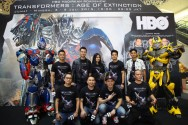 Temui Maskot Transformers: Age of Extinction di Gandaria City, Hari Ini