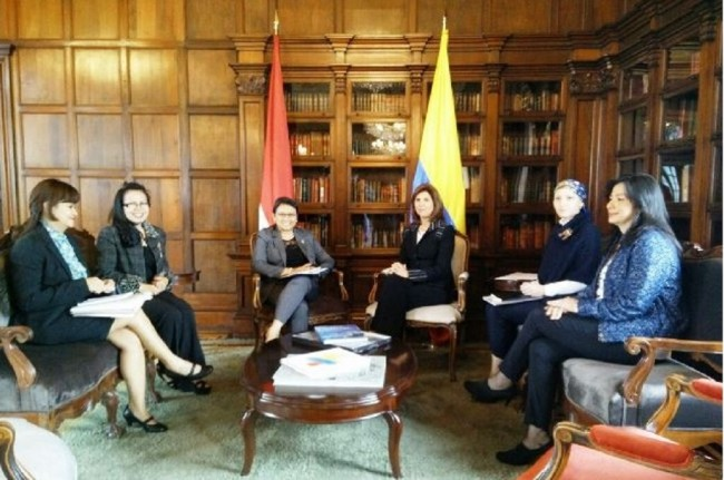 Colombia to Study Conflict Settlements from Indonesia