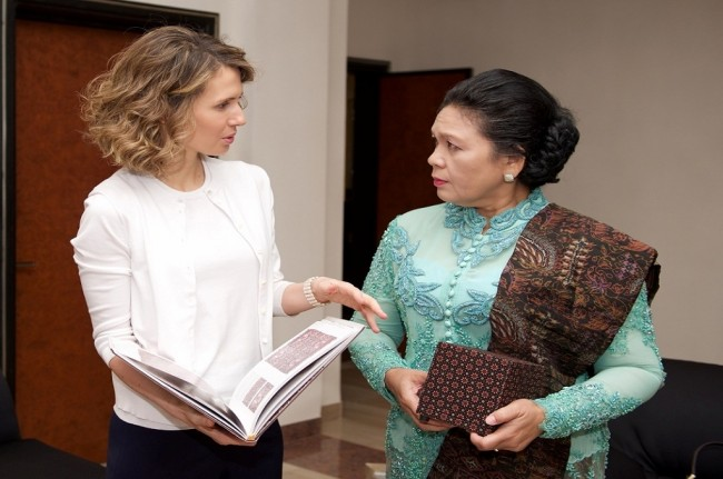 Indonesia's Support in Syrian Conflict Meaningful