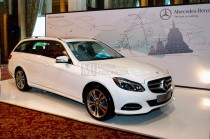 Mercedes-Benz Indonesia Luncurkan Dua Model Estate E-Class