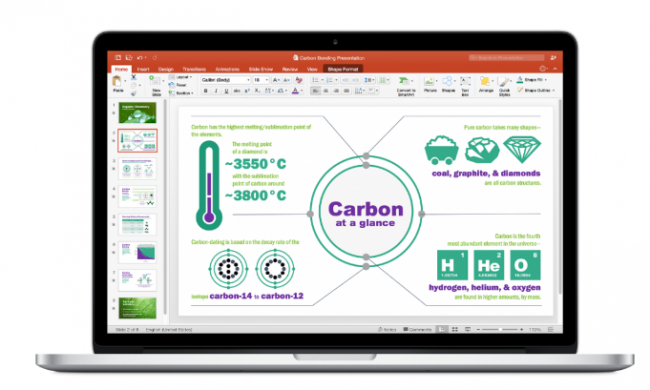 Microsoft Rilis Office 2016 for Mac