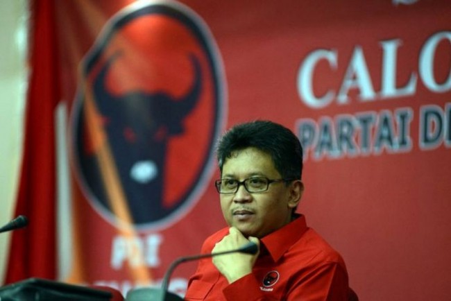 KPK Questions Hasto on PDIP Congress Funds