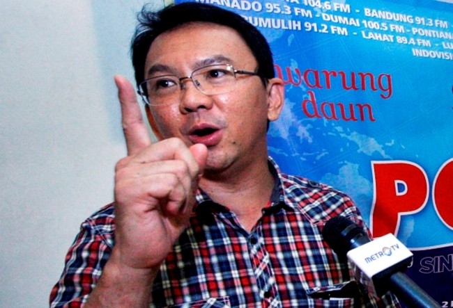 Ahok Meets JK to Discuss Plans to Build Inexpensive Apartments