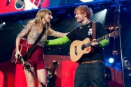 Taylor Swift & Ed Sheeran Kuasai Nominasi MTV VMA 2015