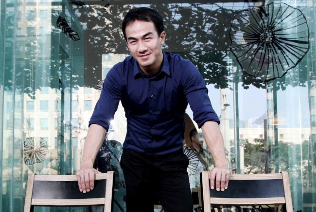 Wah! Joe Taslim Main Film Star Trek Beyond