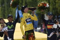 Froome Juara Tour de France