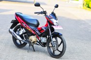 First Ride Suzuki Satria F115 Young Star, si Imut Nan Responsif