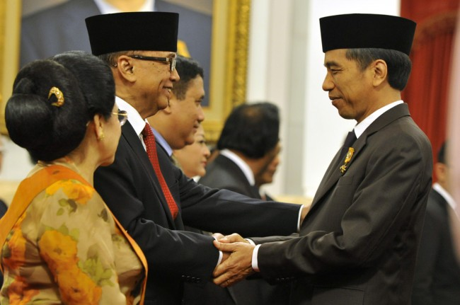 Wantimpres Diskusikan Reshuffle