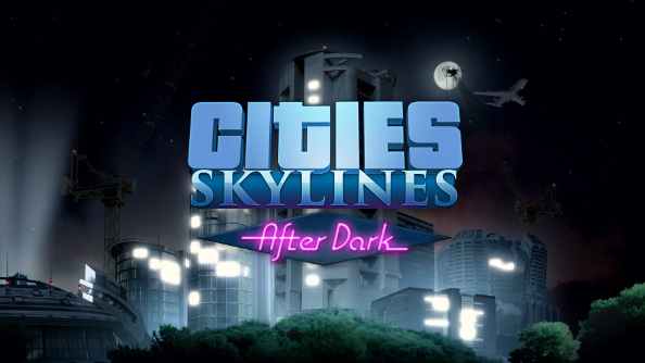 Ekspansi After Dark Segera Mendarat untuk Game Cities: Skyline