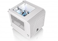 Core V1 Snow, Casing Mini-ITX Terbaru dari Thermaltake
