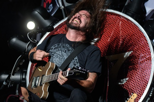 Dave Grohl Menjadi Drummer Band Hardcore Bl'ast!
