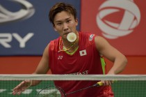 Kento Momota ke Perempat Final