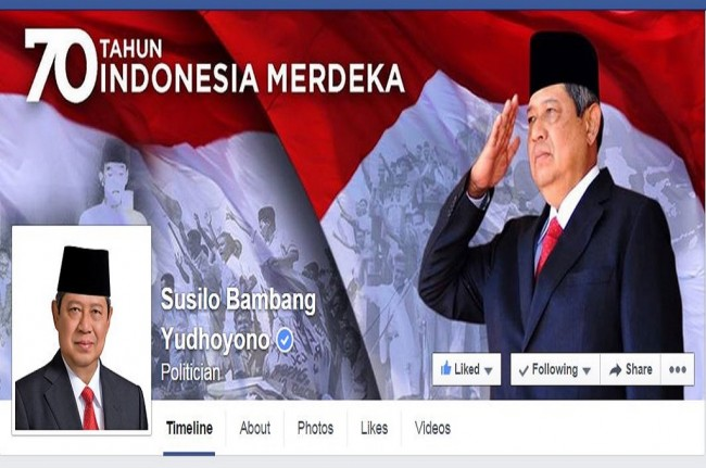 SBY Explained His Abscence in Jokowi's Speech