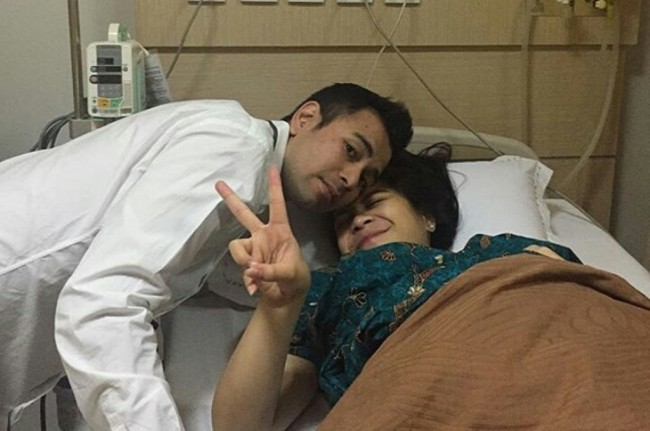 Raffi Ahmad and Nagita Slavina Blessed with a Son