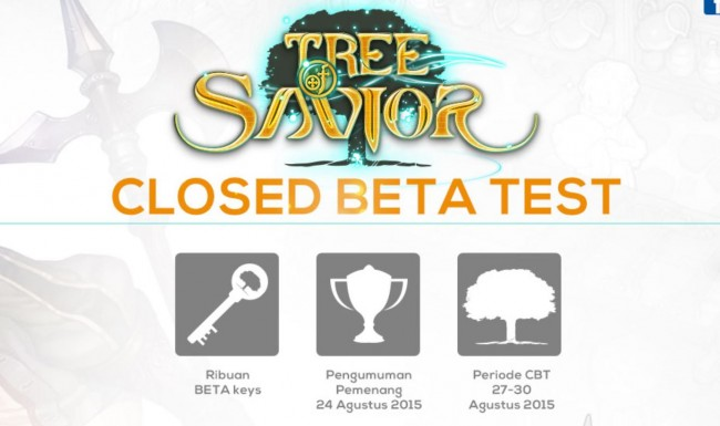Gemscool Percepat Jadwal Closed Beta Tree of Savior
