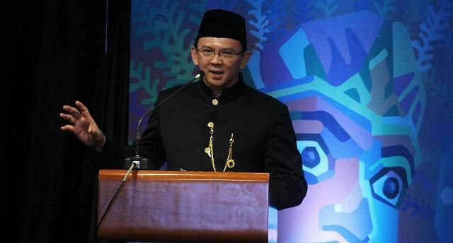 Ahok Wants Street Kids Trained by the Military