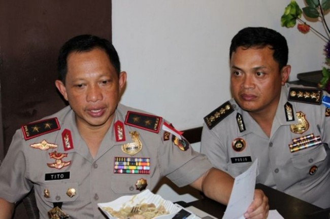 Jakarta Police Chief Refused Ahok's Offer to Lead Evictions