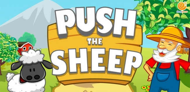 Keong Games Rilis Push The Sheep untuk Android