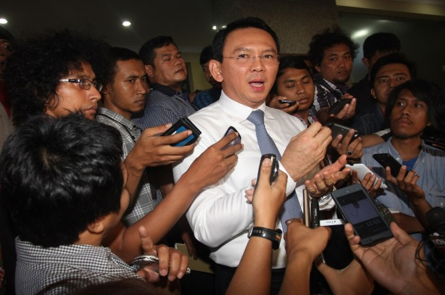 Often Loud-mouthed, Ahok is Suggested to Learn from Jokowi