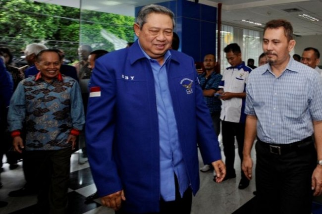 Misbakhun Tuding SBY Alami <i>Post-Power Syndrome</i>