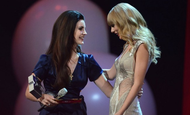 'Wildest Dreams' Milik Taylor Swift Terdengar Mirip 'Without You' Lana Del Rey