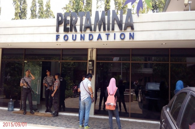 Suspicion on CSR Fund Corruption at Pertamina Foundation