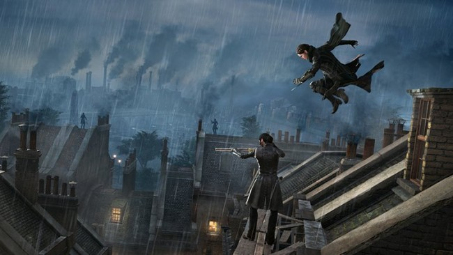 Menelusuri London 1868 di Assasin's Creed Syndicate