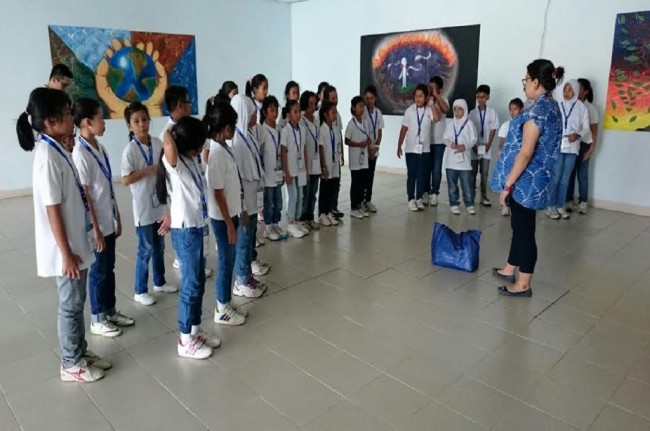 Choir May Form Child's Character