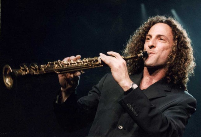 Kenny G akan Tampil di Prambanan Jazz International Music Festival
