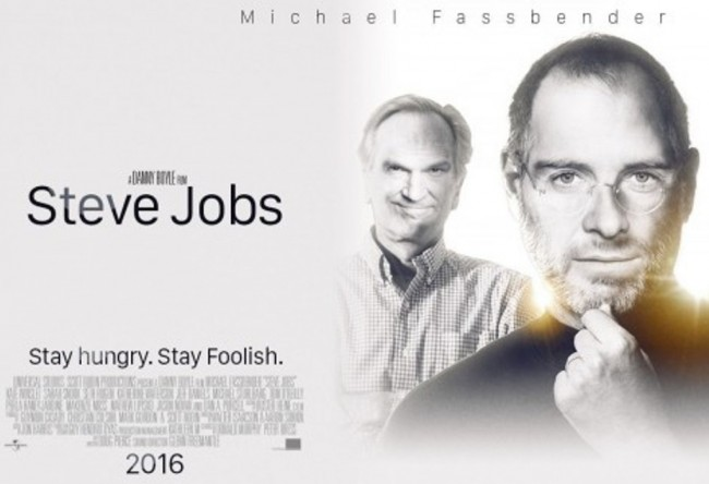 Pendiri Apple Puji Film Biopik Steve Jobs