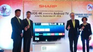 SHARP Hadirkan Smart TV 4K Android di Indonesia