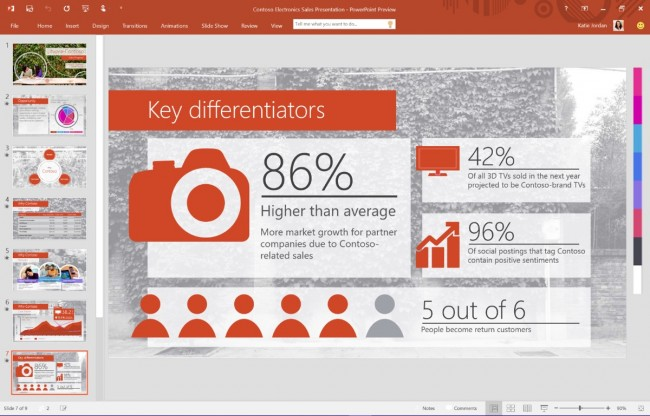 Office 2016 untuk PC Siap Dirilis 22 September