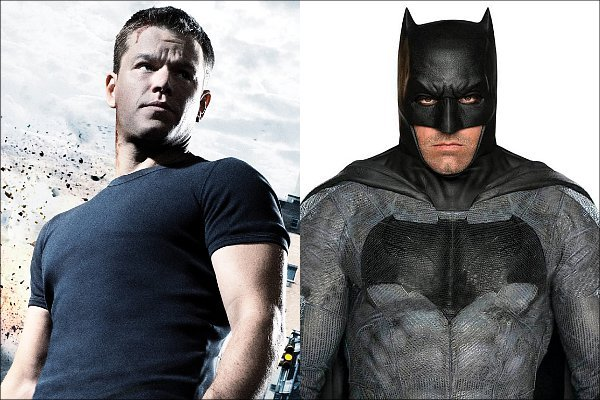 Matt Damon: Jason Bourne Ungguli Batman