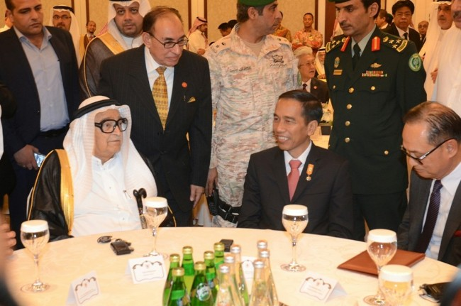 Jokowi Lured Arab Investors to Invest in Indonesia