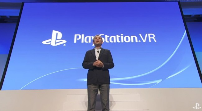 Sony Ganti Nama Project Morpheus Jadi PlayStation VR