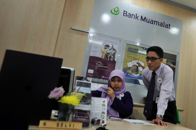 Muamalat Raih Penghargaan Best Islamic Finance Bank