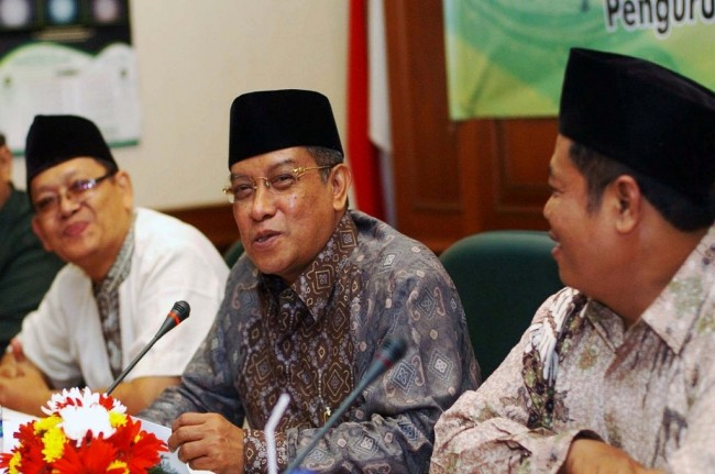 PBNU: 800 Indonesians Becomes ISIS Members
