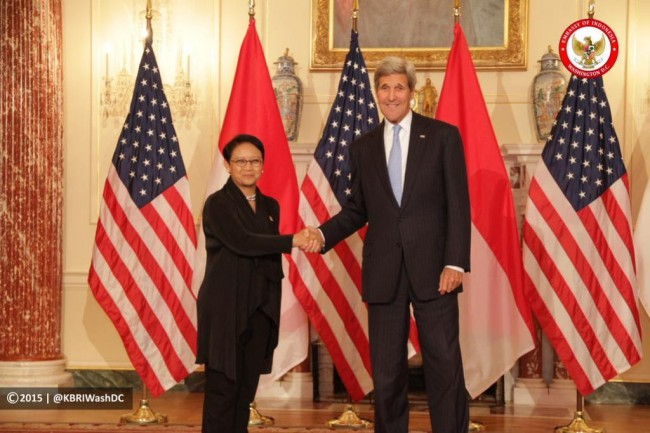 Indonesian, US Foreign Ministers Officially Announced Jokowi's Visit to the US