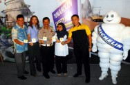 Michelin Gelar Program Tunjukkin <i>Safety</i>-mu
