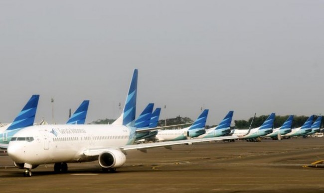 Garuda Indonesia Urged Pertamina to Adjust ATF Price