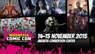 Catat! Indonesia Comic Con akan Diselenggarakan Bulan November