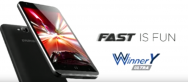 Winner Y Ultra, Ponsel Perdana EVERCOSS dengan RAM 2GB