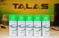 Talas Nano Technology, <i>Apparel</i> Berkendara jadi Anti Air