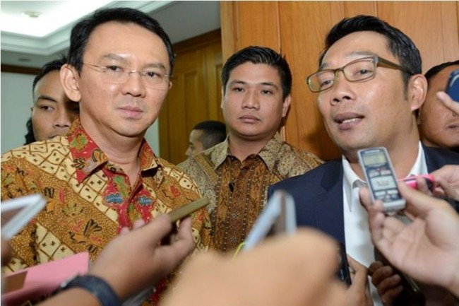 Ridwan Kamil Refused to Compete with Ahok, Prabowo: Just Wait